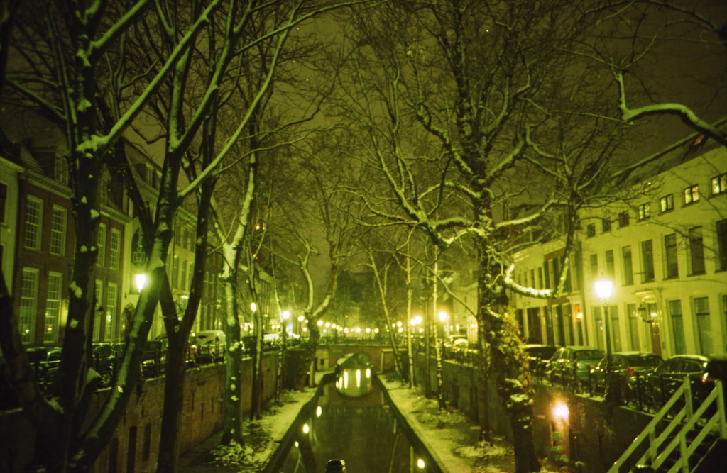 Gracht at Night