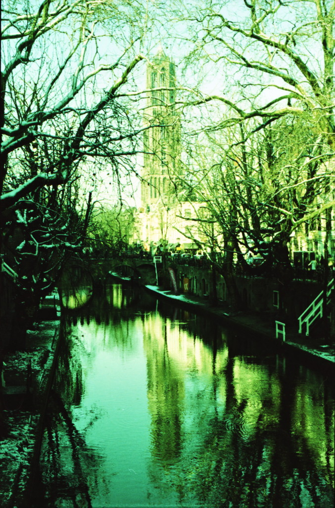 Oudegracht and Dom