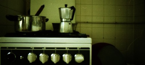 coffee pinhole
